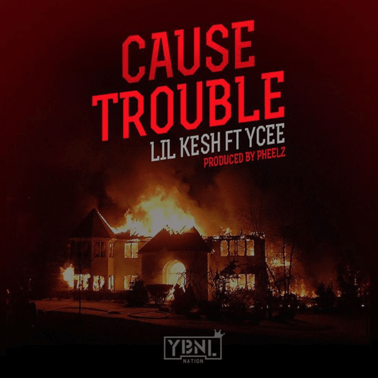 Lil Kesh Cause Trouble